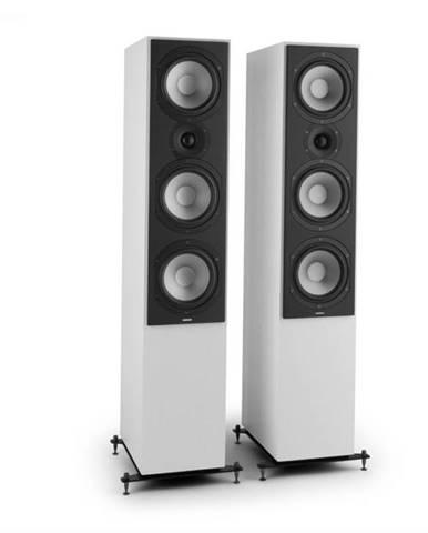 Numan Reference 801, biele, trojpásmové vežové reproduktory, pár