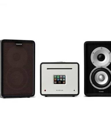 Numan Unison Retrospective 1979S Edition - stereo zariadenie, zosilňovač, reproduktory + kryt