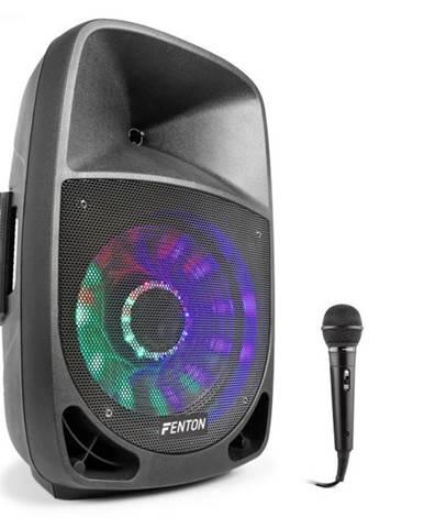 Fenton FT1200A, aktívny reproduktor, 250 W, bluetooth + mikrofón, čierny