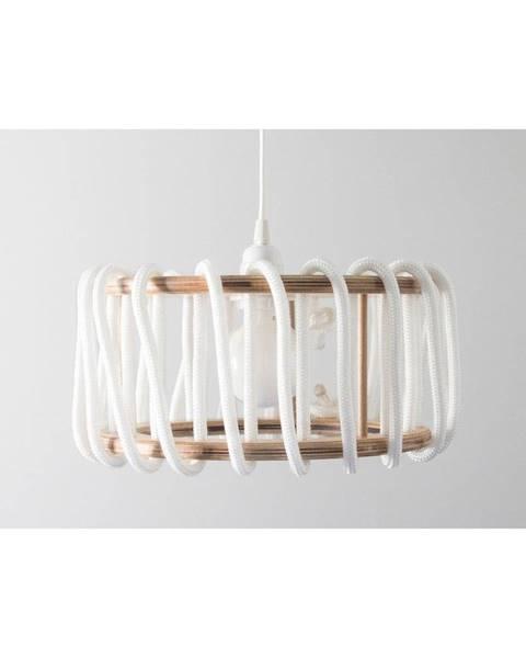 EMKO Biele stropné svietidlo EMKO Macaron, 45 cm