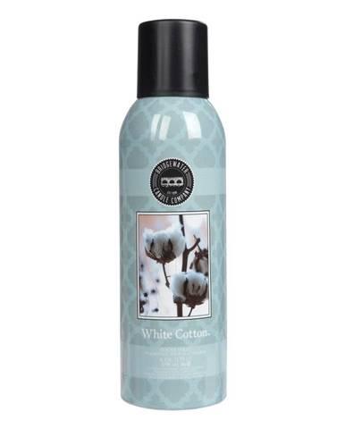 Interiérový sprej s vôňou čistej bavlny Bridgewater Candle, 175 ml