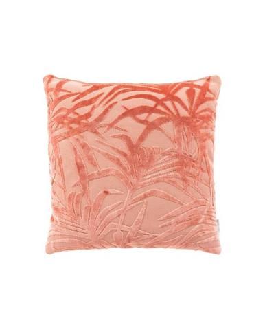 Ružový vankúš s výplňou Zuiver Miami, 45×45cm