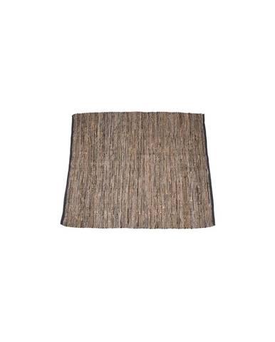 Hnedý koberec LABEL51 Brisk, 140 x 160 cm