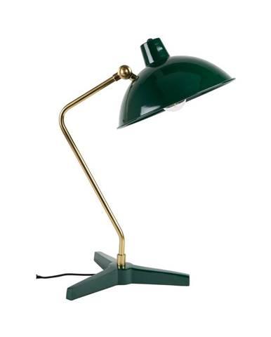 Zelená stolová lampa Dutchbone Devi