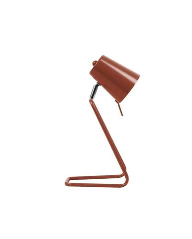 Červená stolová lampa Leitmotiv Z