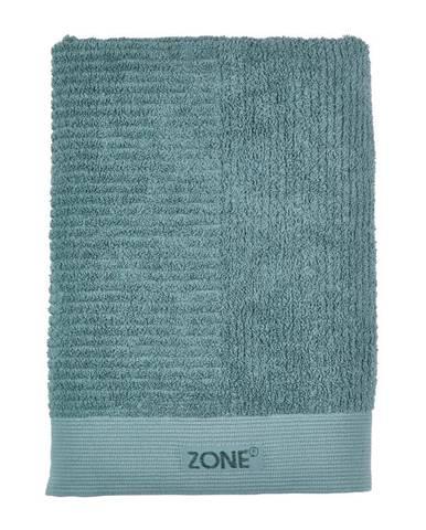 Petrolejově zelená osuška Zone Classic, 70x140cm
