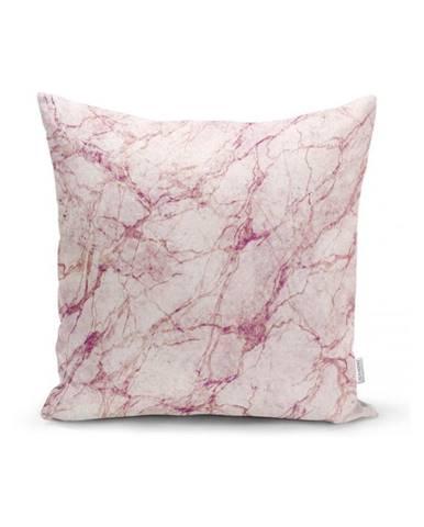 Obliečka na vankúš Minimalist Cushion Covers Girly Marble, 45 x 45 cm