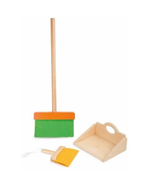 Legler Drevená hracia sada Legler Broom