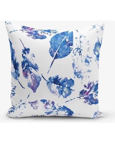 Obliečka na vankúš s prímesou bavlny Minimalist Cushion Covers Esmara, 45×45 cm