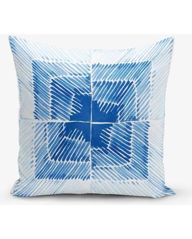 Obliečka na vankúš s prímesou bavlny Minimalist Cushion Covers Kareli, 45×45 cm