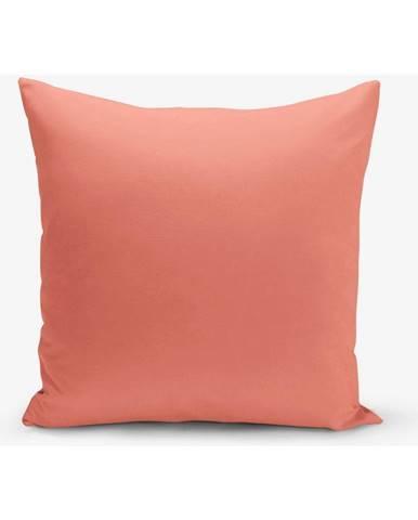 Oranžová obliečka na vankúš Minimalist Cushion Covers, 45×45cm