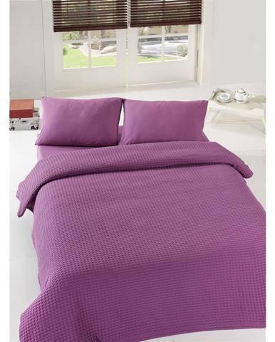 Prikrývka na posteľ Pique 610, 200x235 cm