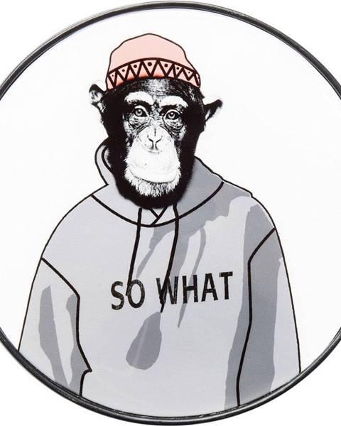 Kare Design Nástenný vešiak Kare Design Gangster Monkey