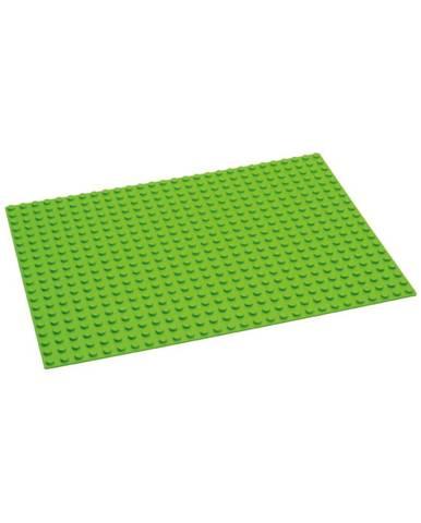 Zelená podložka na stavanie Hubelino