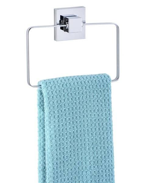 Wenko Držiak na uteráky bez nutnosti vŕtania Wenko Vacuum-Loc Ring, až 33g