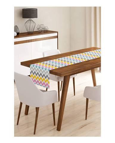 Behúň na stôl z mikrovlákna Minimalist Cushion Covers Colorful, 45×145 cm
