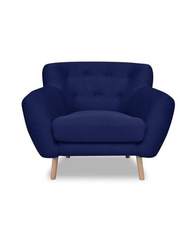 Modré kreslo Cosmopolitan design London