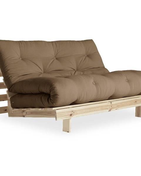 Karup Design Variabilná pohovka Karup Design Roots Raw/Mocca