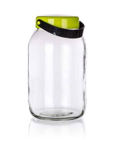 BANQUET Dóza skleněná LINGO 3000 ml