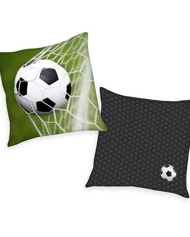 Herding Vankúšik Futbal, 40 x 40 cm