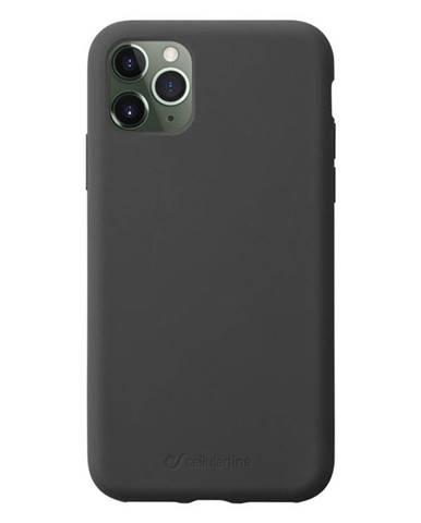 Kryt na mobil CellularLine Sensation na Apple iPhone 11 Pro čierny
