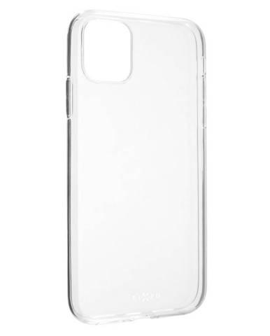 Kryt na mobil Fixed na Apple iPhone 11 priehľadný