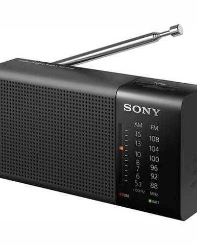 Rádioprijímač Sony ICF-P36 čierny