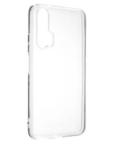 Kryt na mobil Fixed Skin na Honor 20 Pro priehľadný