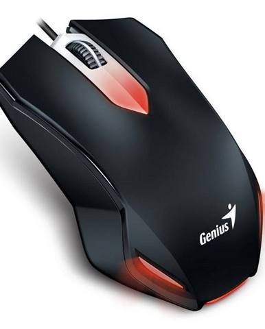 Myš  Genius GX Gaming X-G200 čierna / optická / 3 tlačítka /