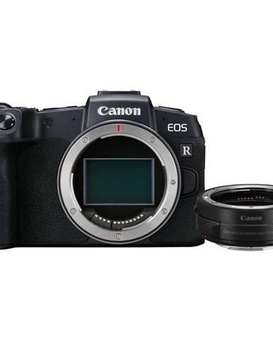 Digitálny fotoaparát Canon EOS RP telo + adaptér čierny
