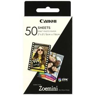 Fotopapier Canon ZP-2030, 50x76 mm, 50 ks, pro Zoemini