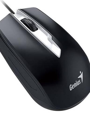 Myš  Genius DX-180 čierna / optická / 3 tlačítka / 1600dpi