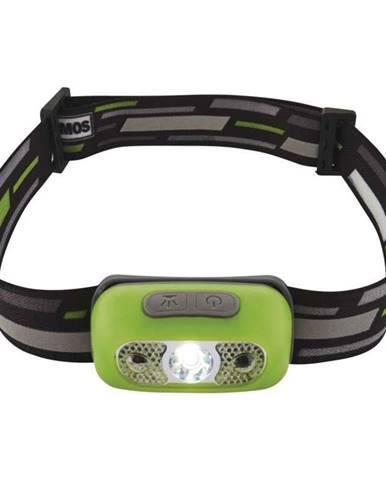 Čelovka  Emos LED Cree 5W nabíjecí zelená