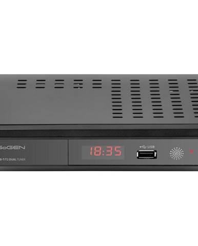 Set-top box Gogen DVB 219 T2 Dual čierny