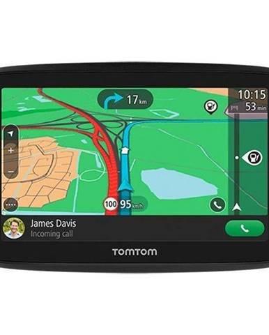 "Navigačný systém GPS Tomtom GO Essential 5"" EU45 Lifetime čierna"