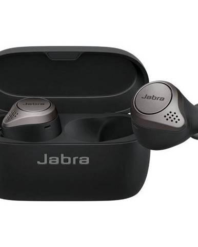 Slúchadlá Jabra Elite 75t čierna/Titanium