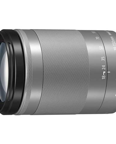 Objektív Canon EF-M 18-150 mm f/3.5-6.3 IS STM - Selekce SIP