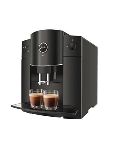Espresso Jura D4 čierne