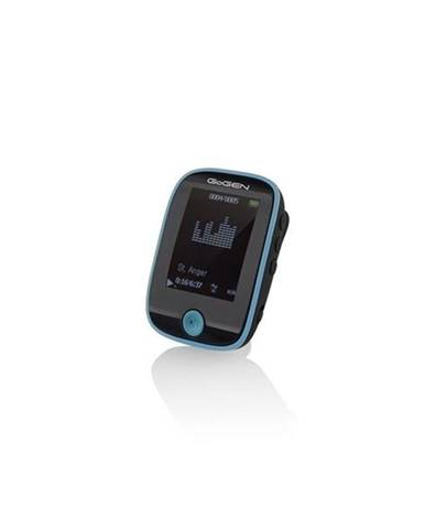 MP3 prehrávač Gogen MXM 421 GB8 BT čierny/modr