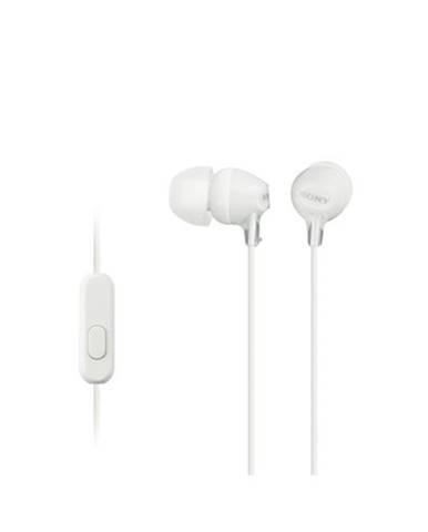 Slúchadlá Sony Mdrex15apw.CE7 biela