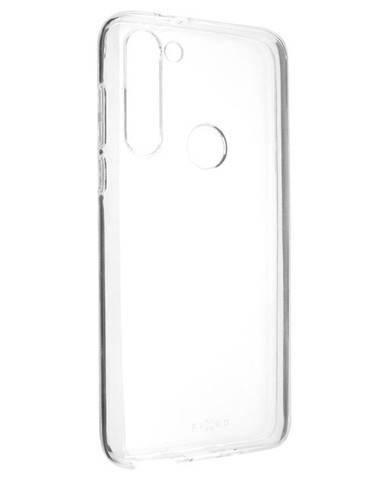 Kryt na mobil Fixed na Motorola G8 Power priehľadný