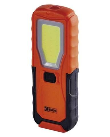 Lampáš Emos 5 W COB LED + 0,5 W LED