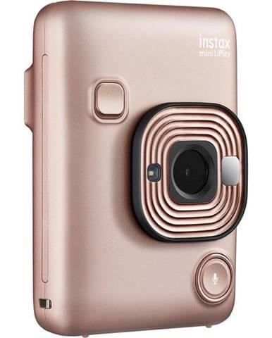 Digitálny fotoaparát Fujifilm Instax Mini LiPlay zlat