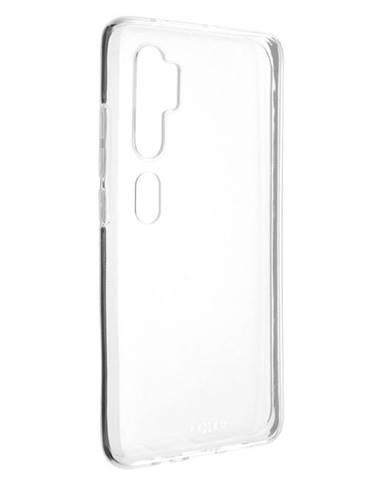 Kryt na mobil Fixed na Xiaomi Mi Note 10/10 Pro priehľadný