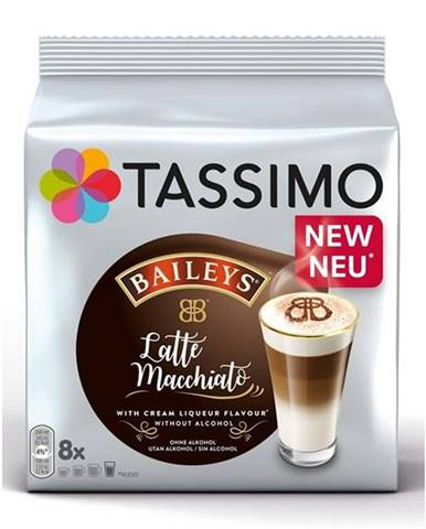 Kapsule pre espressa Tassimo Latte Macchiato Baileys