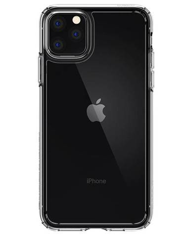 Kryt na mobil Spigen Ultra Hybrid na Apple iPhone 11 Pro priehľadný