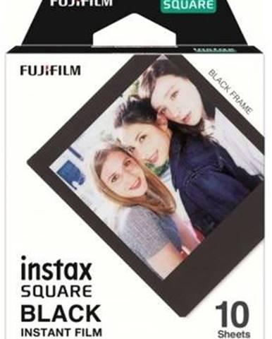 Instantný film Fujifilm Instax Square Black 10ks