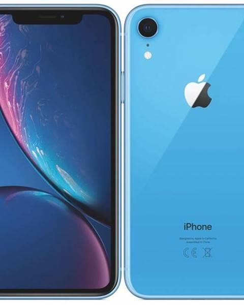 Apple Mobilný telefón Apple iPhone XR 128 GB - blue