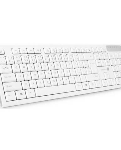 Klávesnica Connect IT CKB-3010-CS, CZ/SK biela