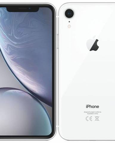 Mobilný telefón Apple iPhone XR 64 GB - white